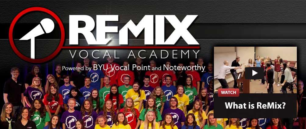 Perfect Remix Vocal Academy